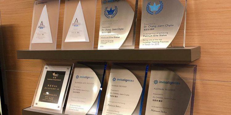 瑞比牙醫診所環境-獲獎