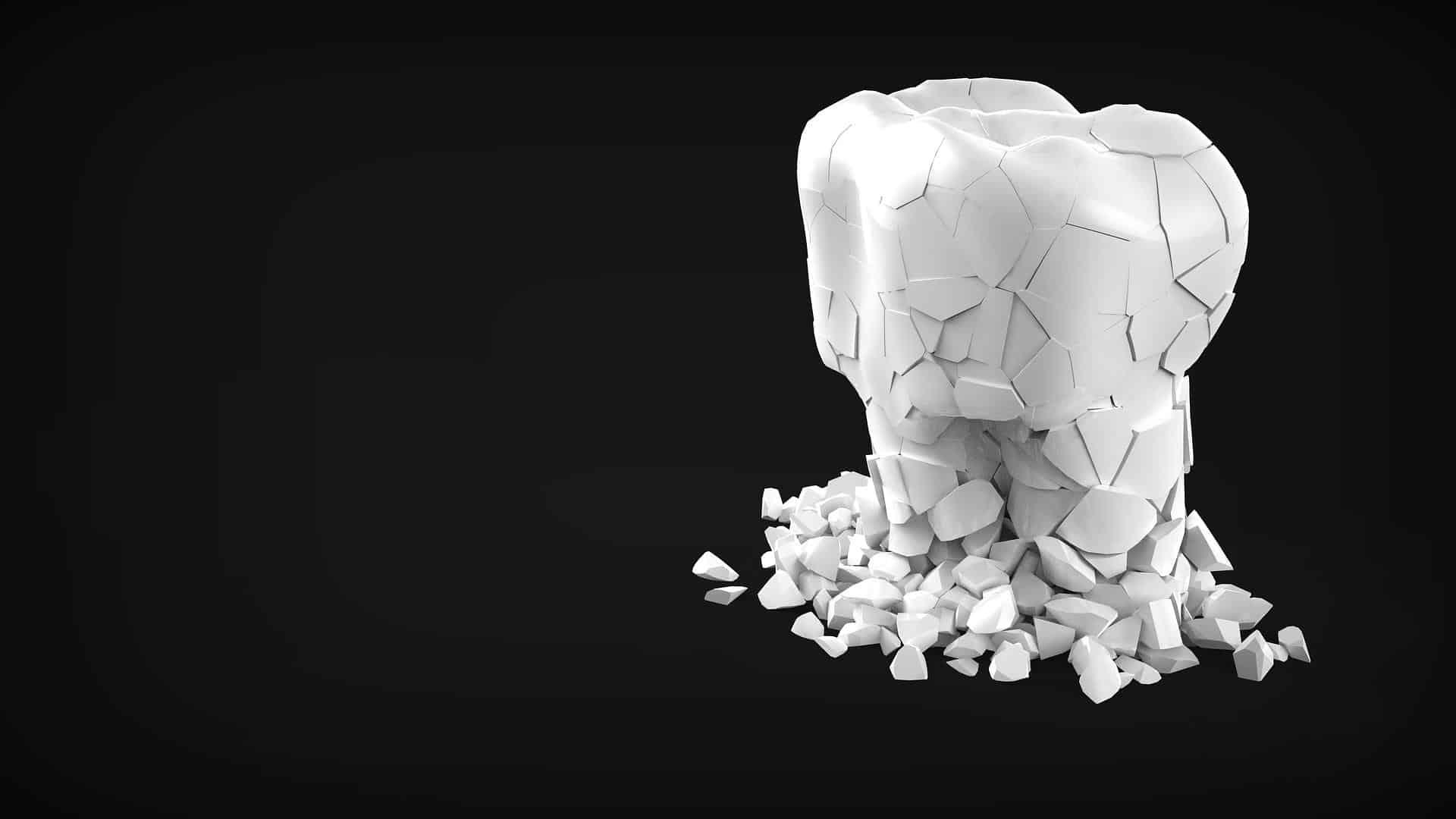 缺牙常使用植牙、牙橋等方式治療,無論哪種方式都必須更重視清潔(圖片來源:Pixabay)